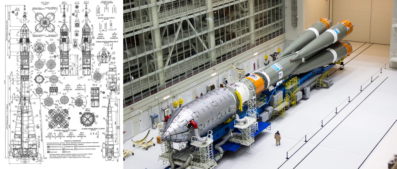 Космический корабль – очень сложный и многосоставной механизм, впрочем как и сайт