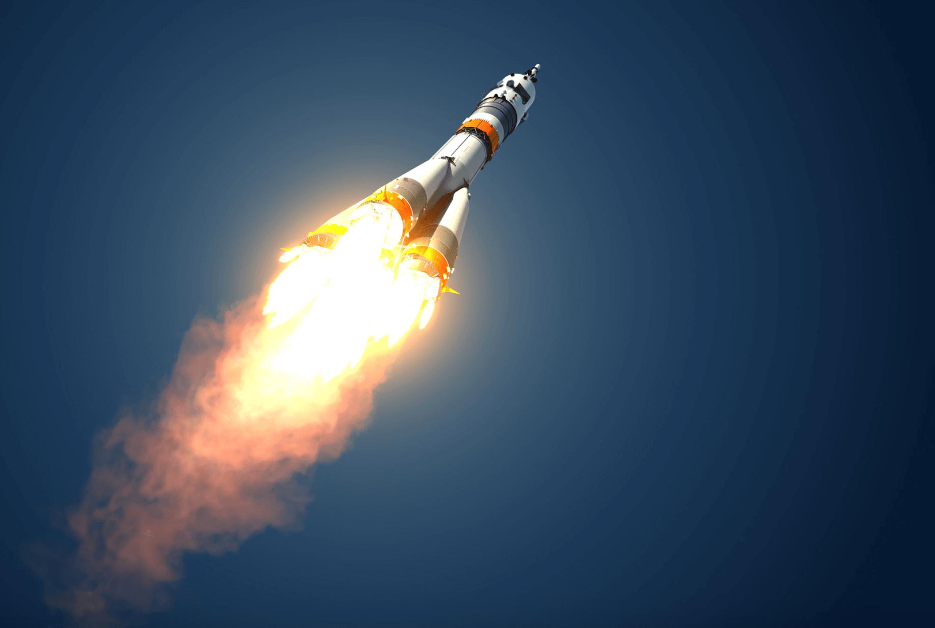 Ракета в космос, а сайт в ТОП 1-3